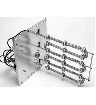 Воздушное отопление и охлаждение,Комплектующие для отопления и охлаждения