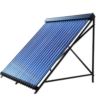 Солнечный вакуумный коллектор