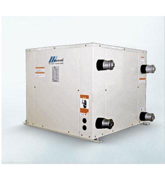 Тепловые насосы вода-вода Серии Module