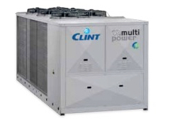 Чиллеры Clint CHA:K:FC 726-P÷36012-P воздушного охлаждения конденсатора
