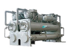 Чиллер Mammoth типа вода-вода на базе винтовых компрессоров