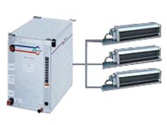 тепловые насосы Mammoth Heat pump Split вода-воздух